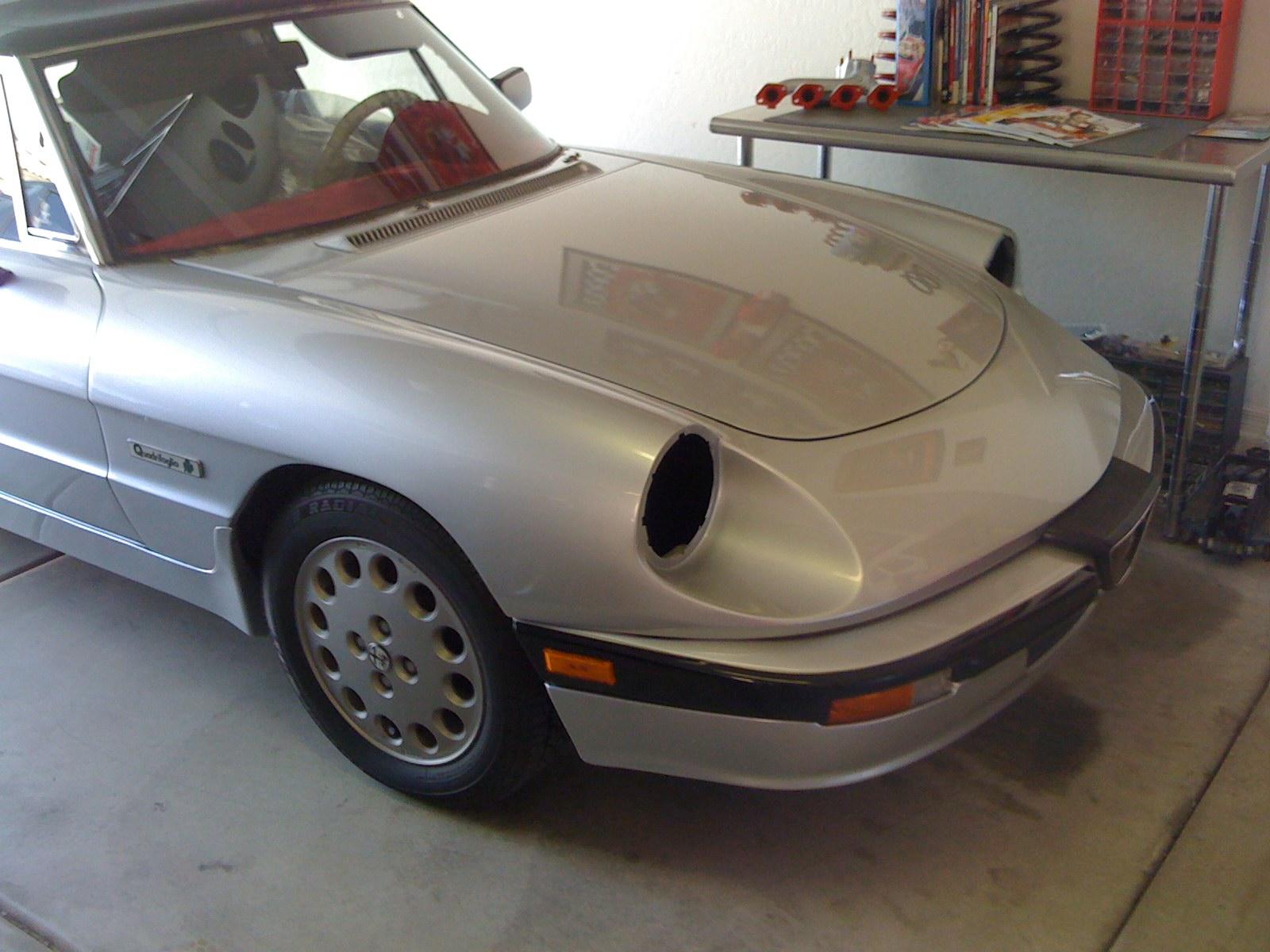 1987 Alfa Romeo Spyder