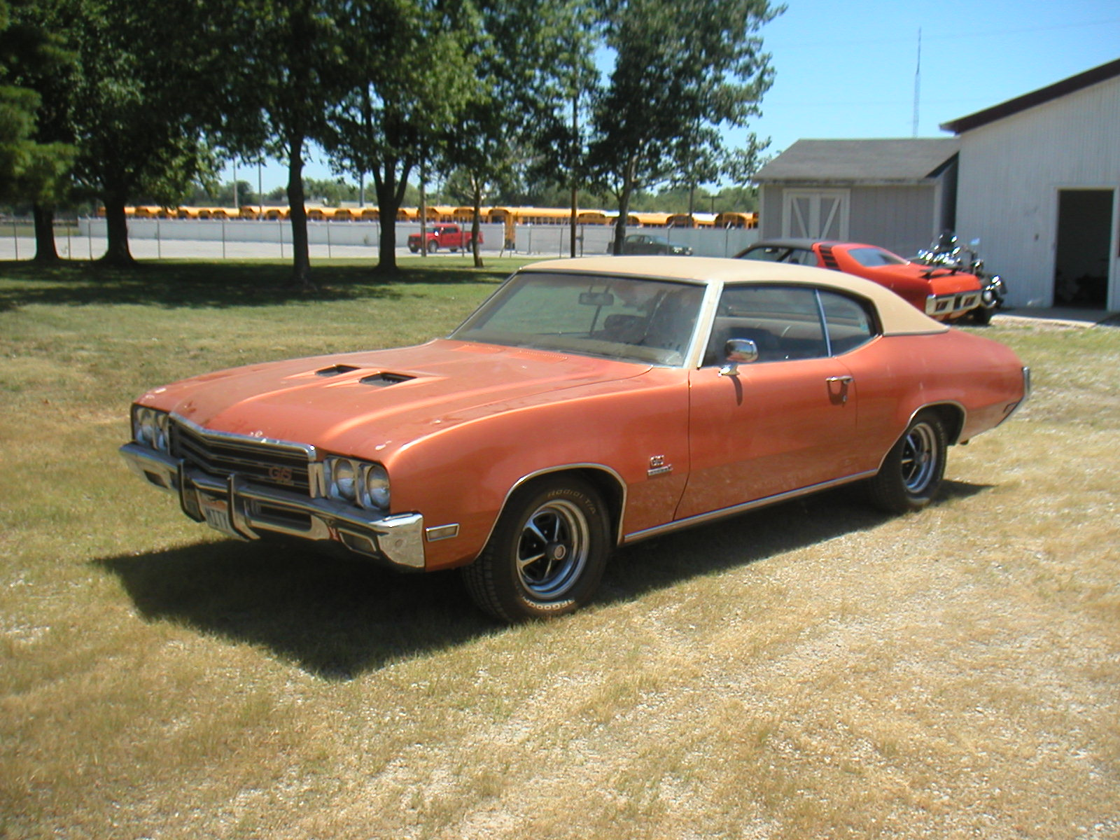1971 Buick GS 455 Stage 1