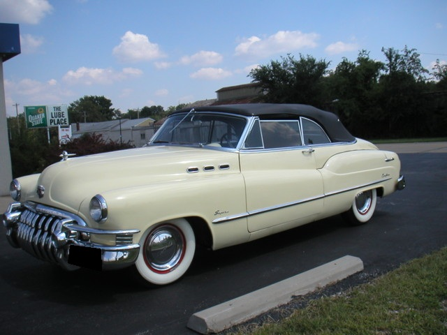 1950 Buick Super 50