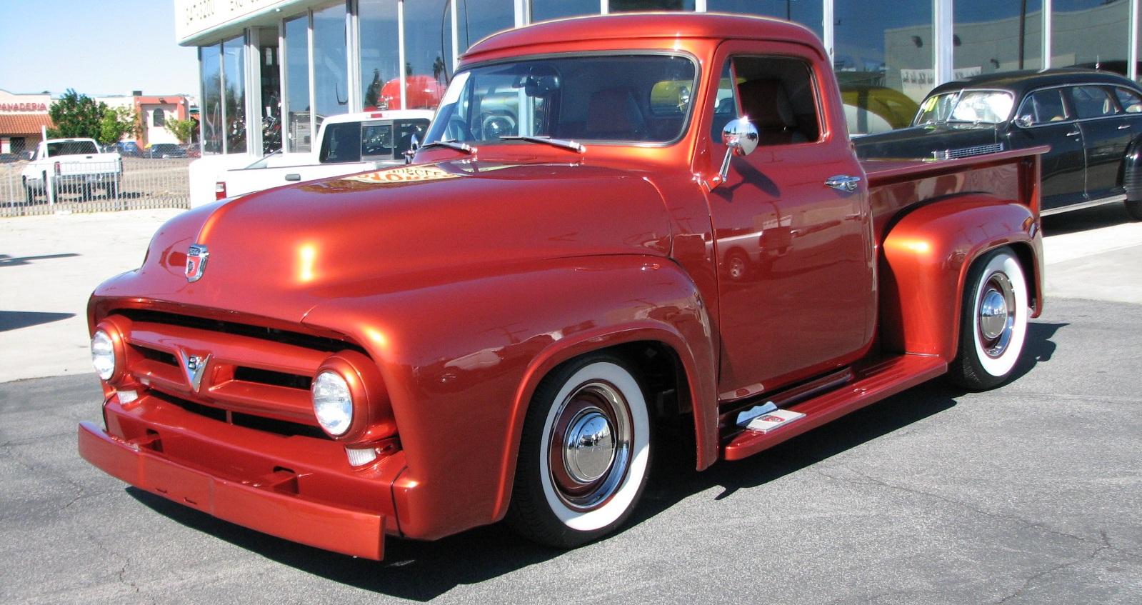 1953 Ford Custom Pick Up