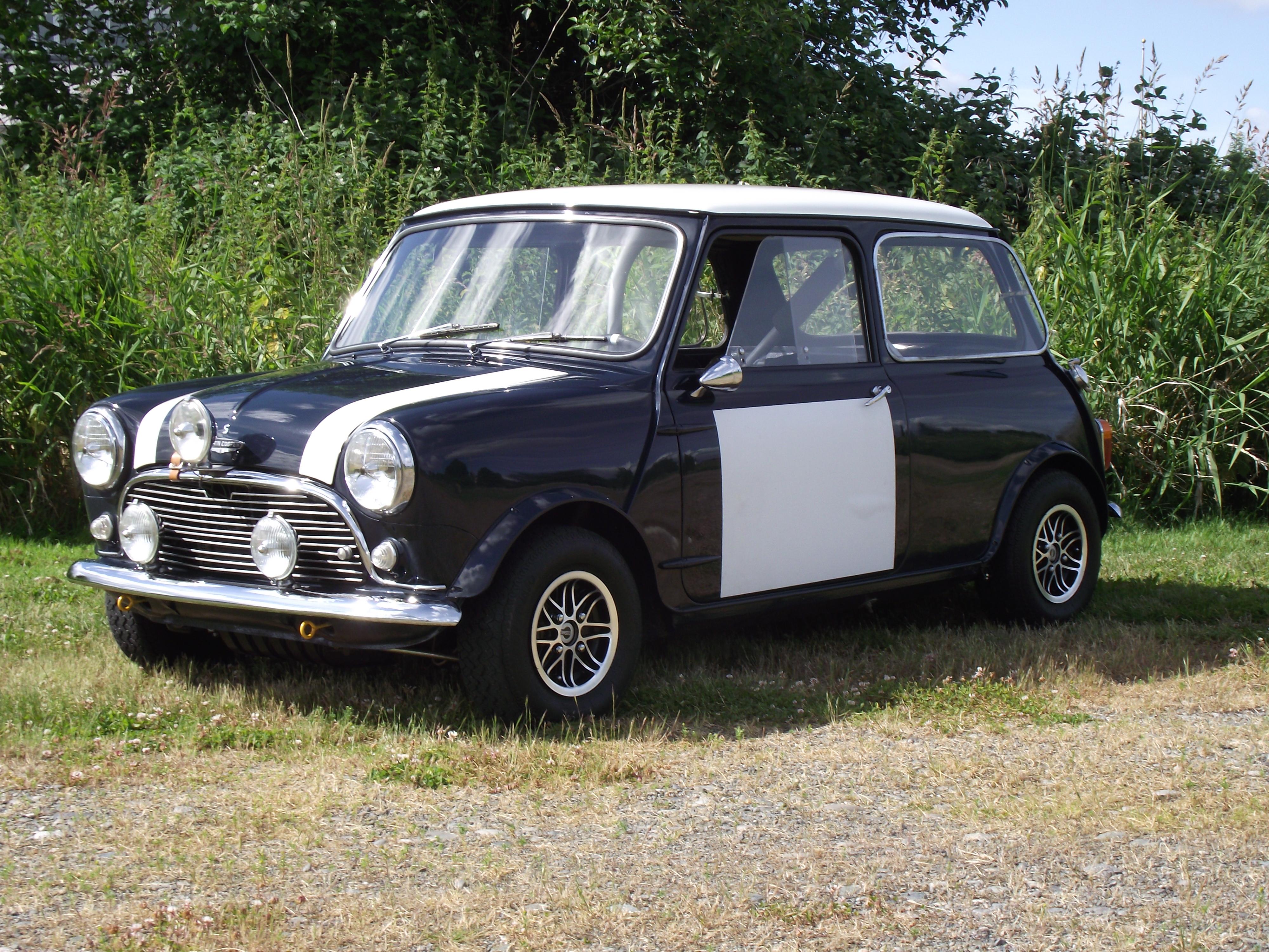1961 Mini 1098 S