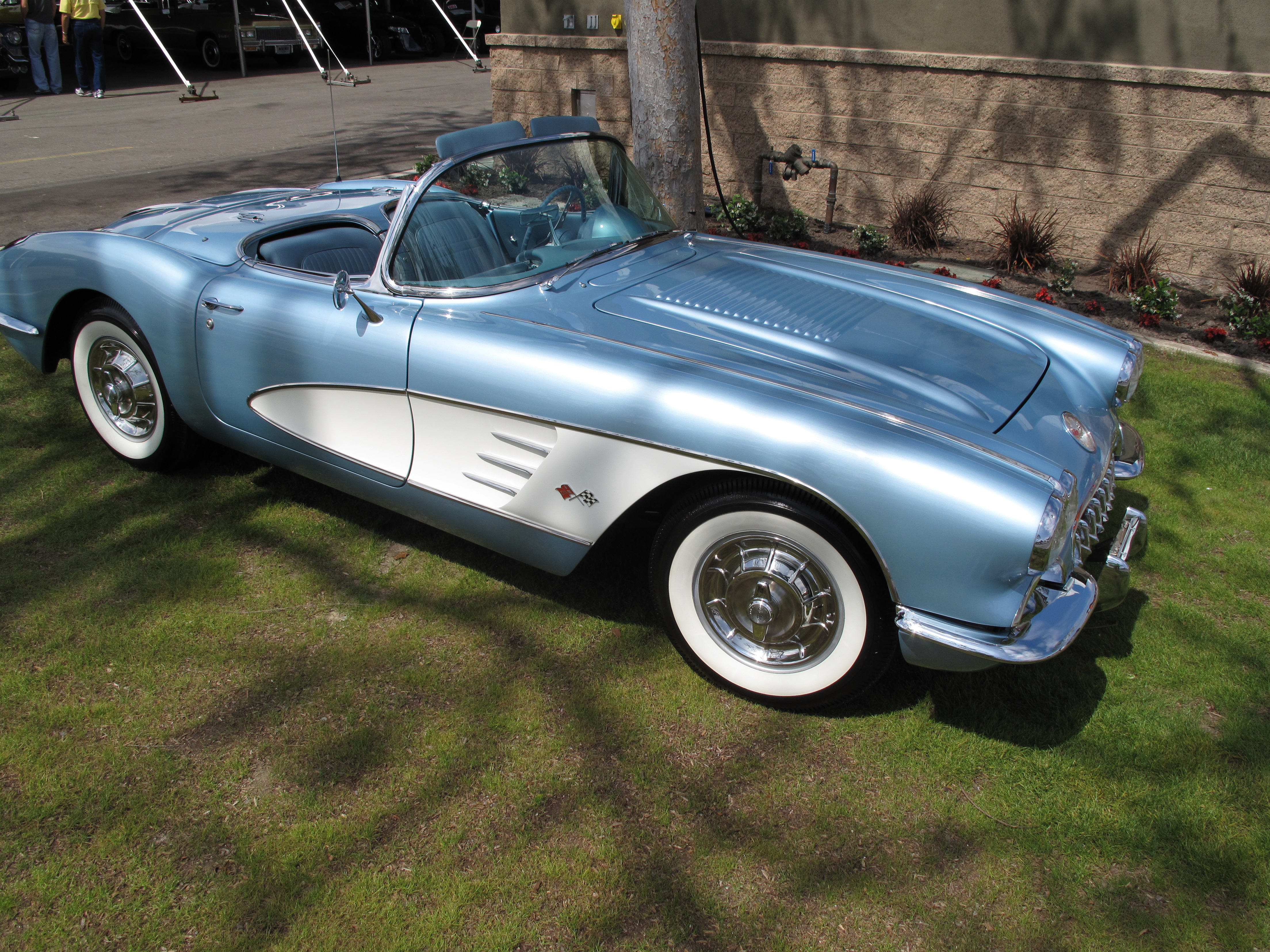 1958 Chevrolet Corvette 245 H/P