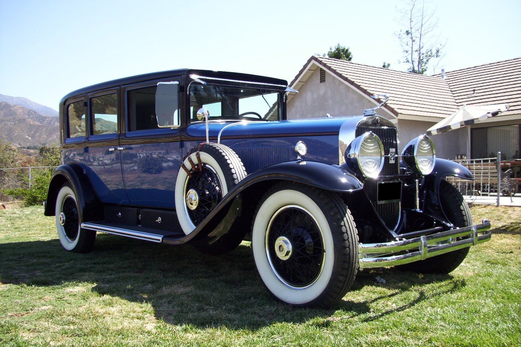 1929 Cadillac Imperial