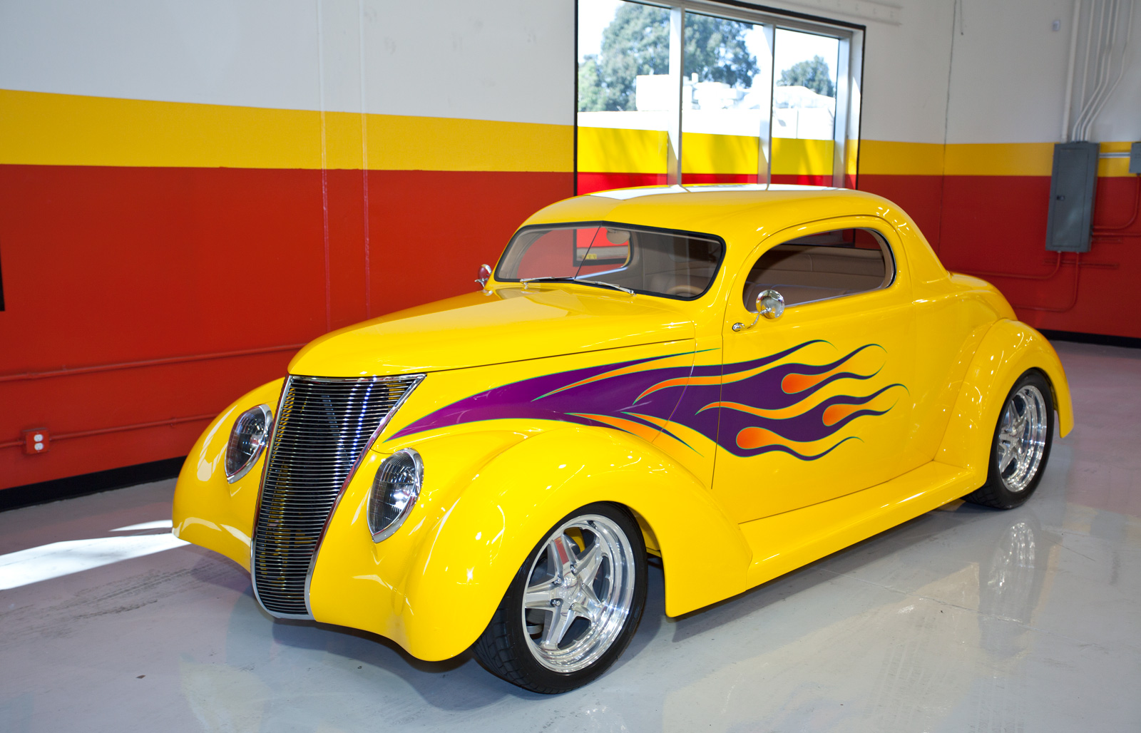 1937 Ford Boyd Coddington Custom