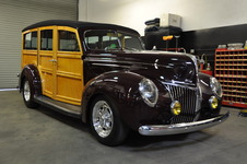 1939 Ford Woodie
