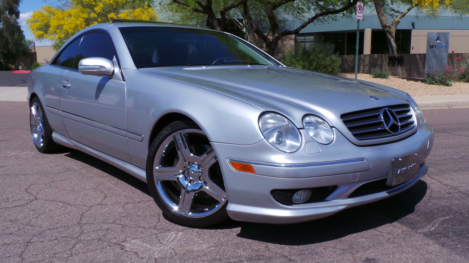 2001 Mercedes-Benz CL500 AMG