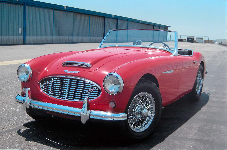 1961 Austin - Healey BT7 Mk1