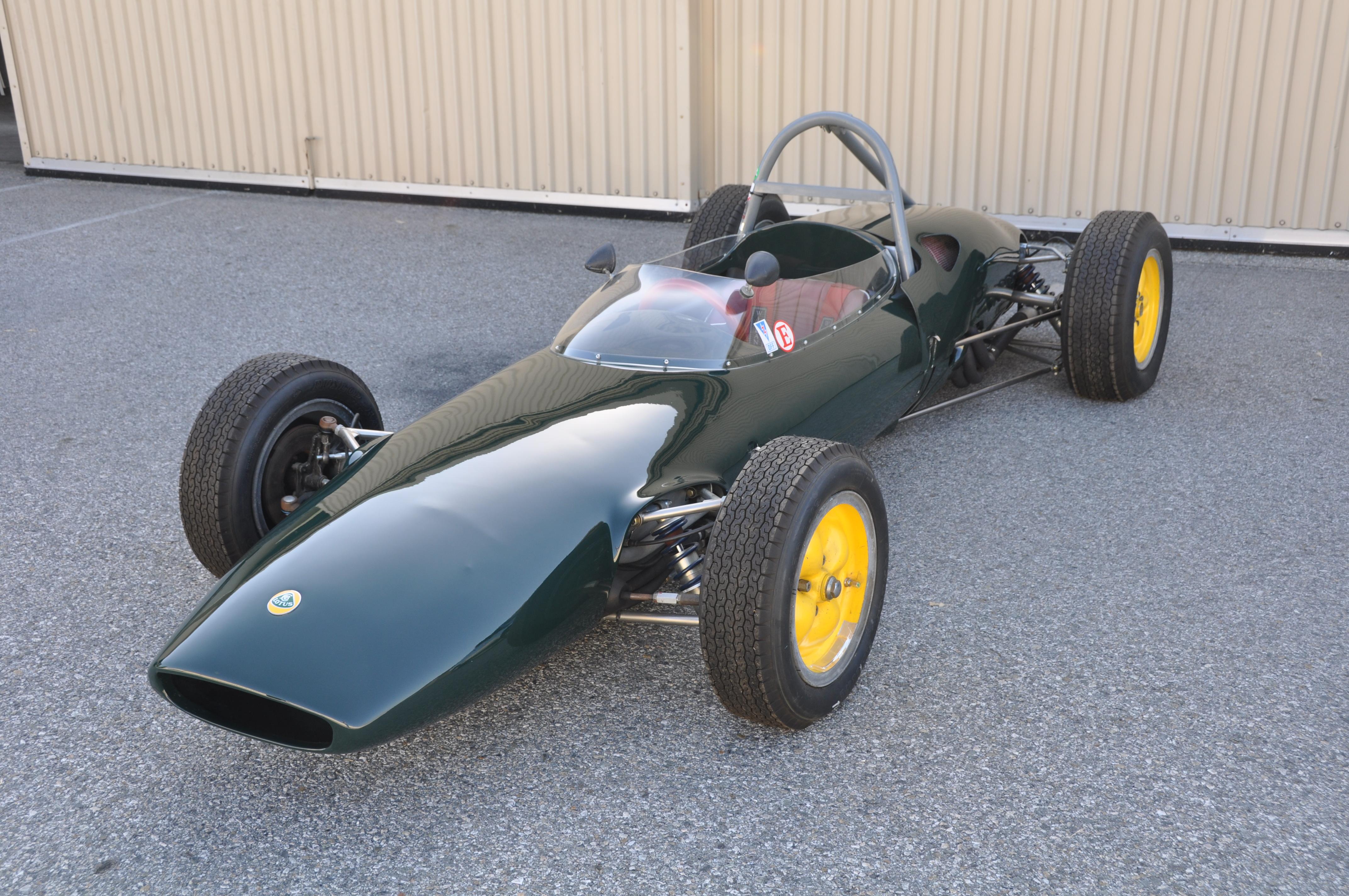 1961 Lotus 20/22 20J919