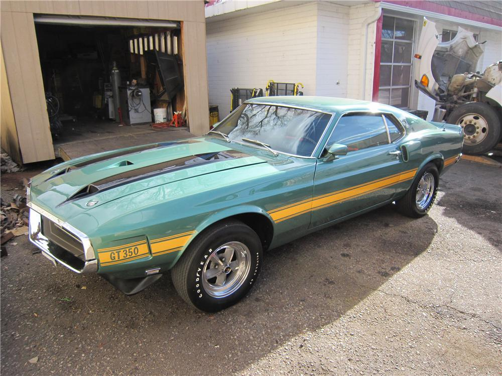 1970 Ford Shelby GT350