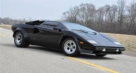 1984 Lamborghini LP500S