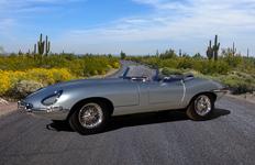 1968 Jaguar XKE OTS
