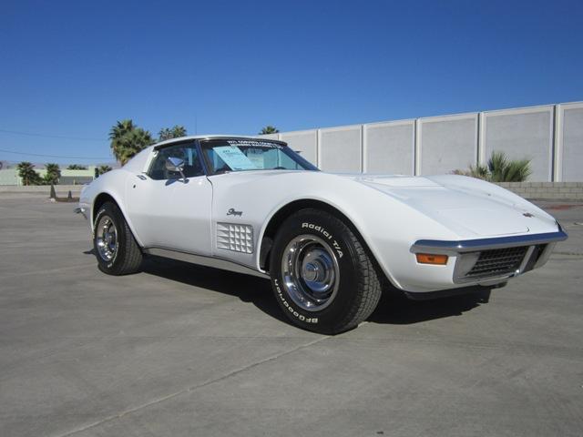 1971 Chevrolet Corvette LT-1