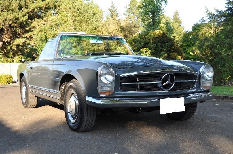 1965 Mercedes Benz 230 SL