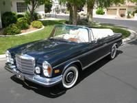 1965 Mercedes Benz 280 SE