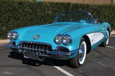 1960 Chevrolet Corvette 283/270
