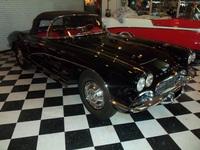 1961 Chevrolet Corvette 283/315 FI
