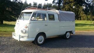 1964 Volkswagen Double Cab / Pk