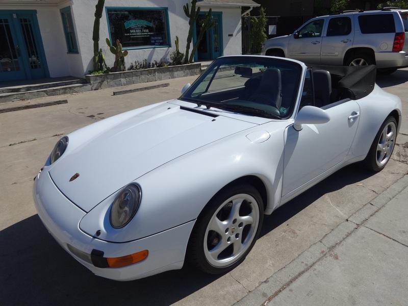 1997 Porsche 993 C2