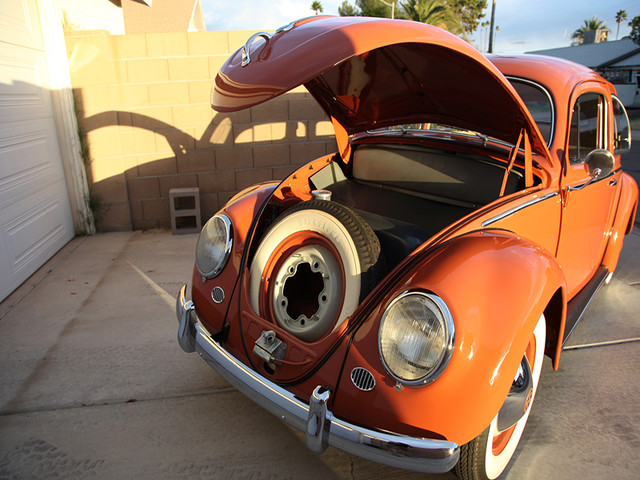 1957 Volkswagen Oval Window