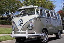 1964 Volkswagen 21 Window Bus