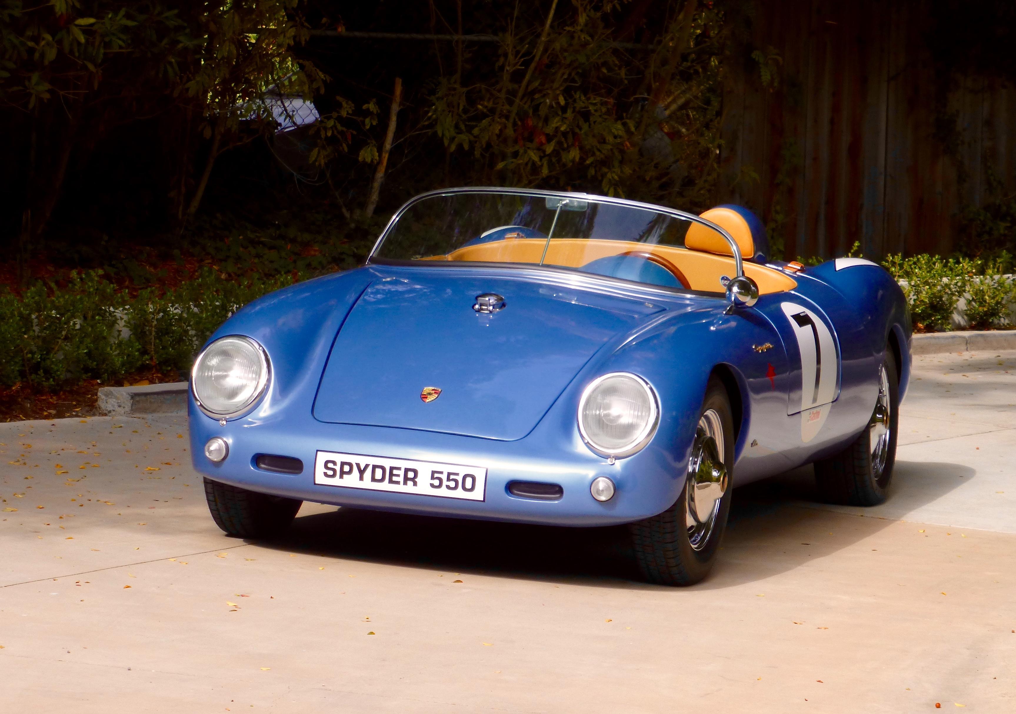 1969 Volkswagen Porsche Spyder 550 replica