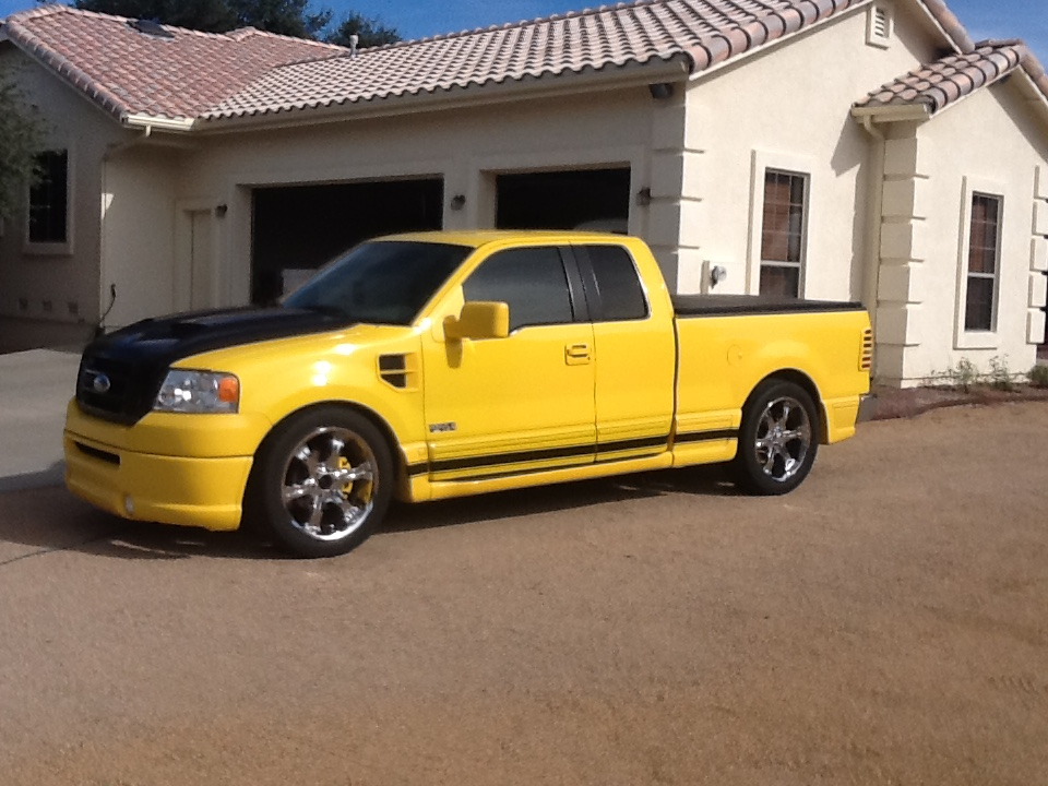 2005 Ford F150 Boss 5.4