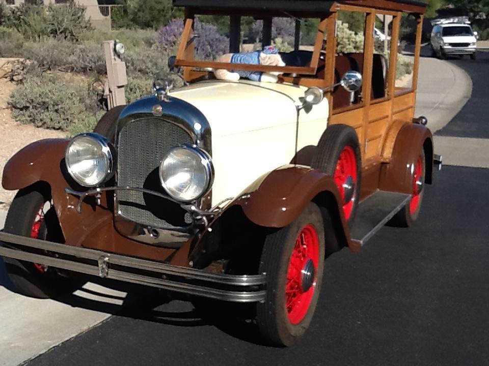1929 Chrysler Type 62