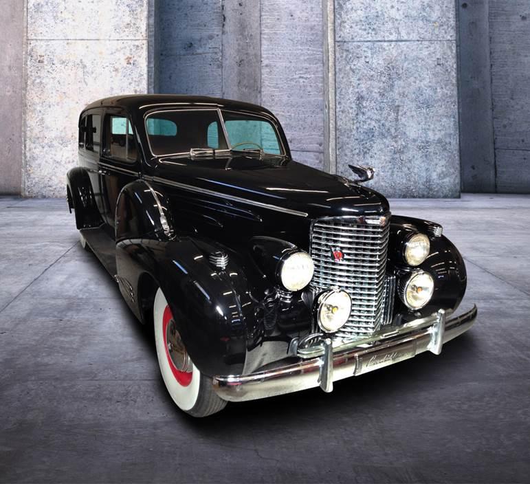 1939 Cadillac Fleetwood V16