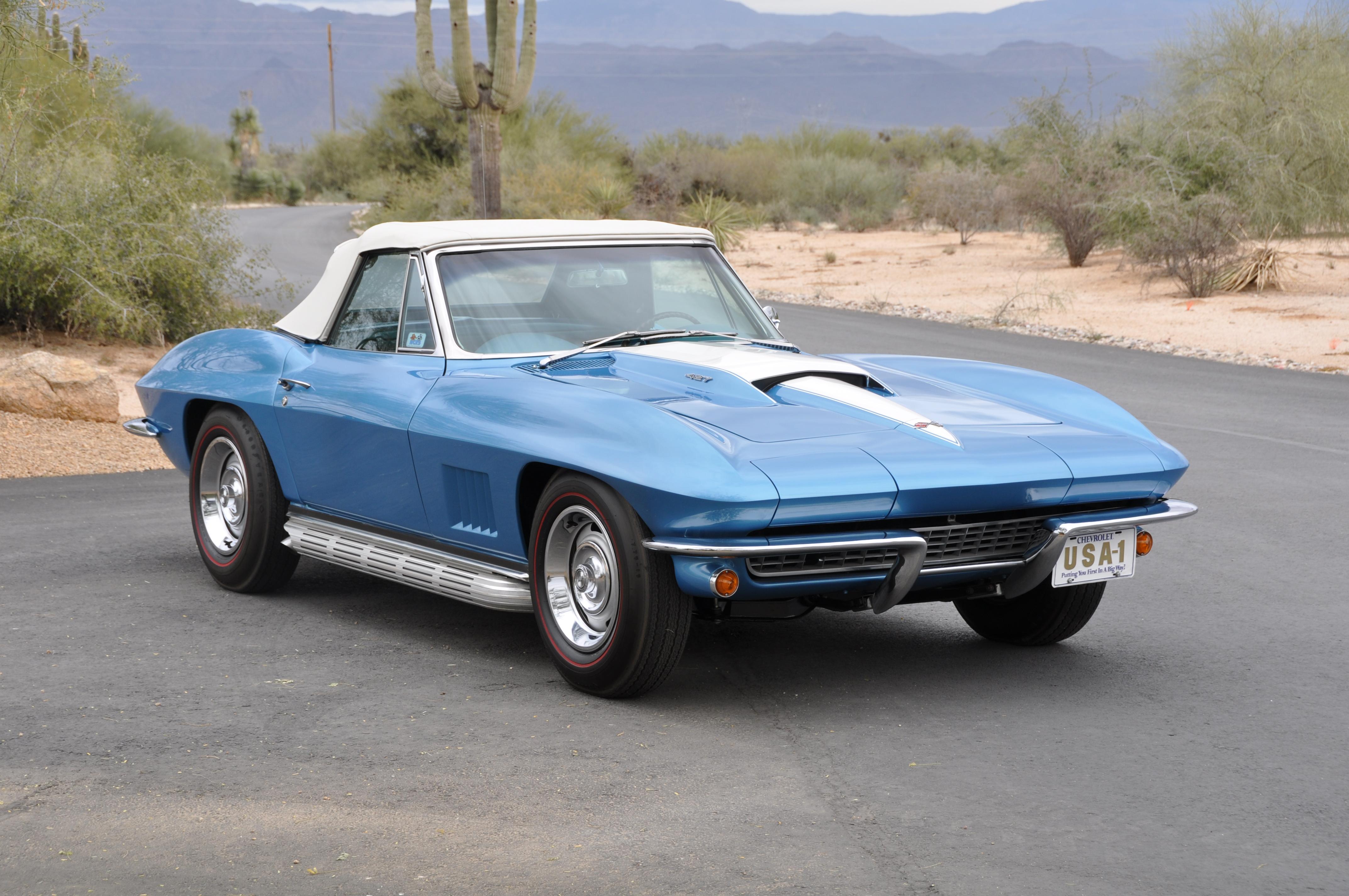 1967 Chevrolet Corvette 427/400 A/C