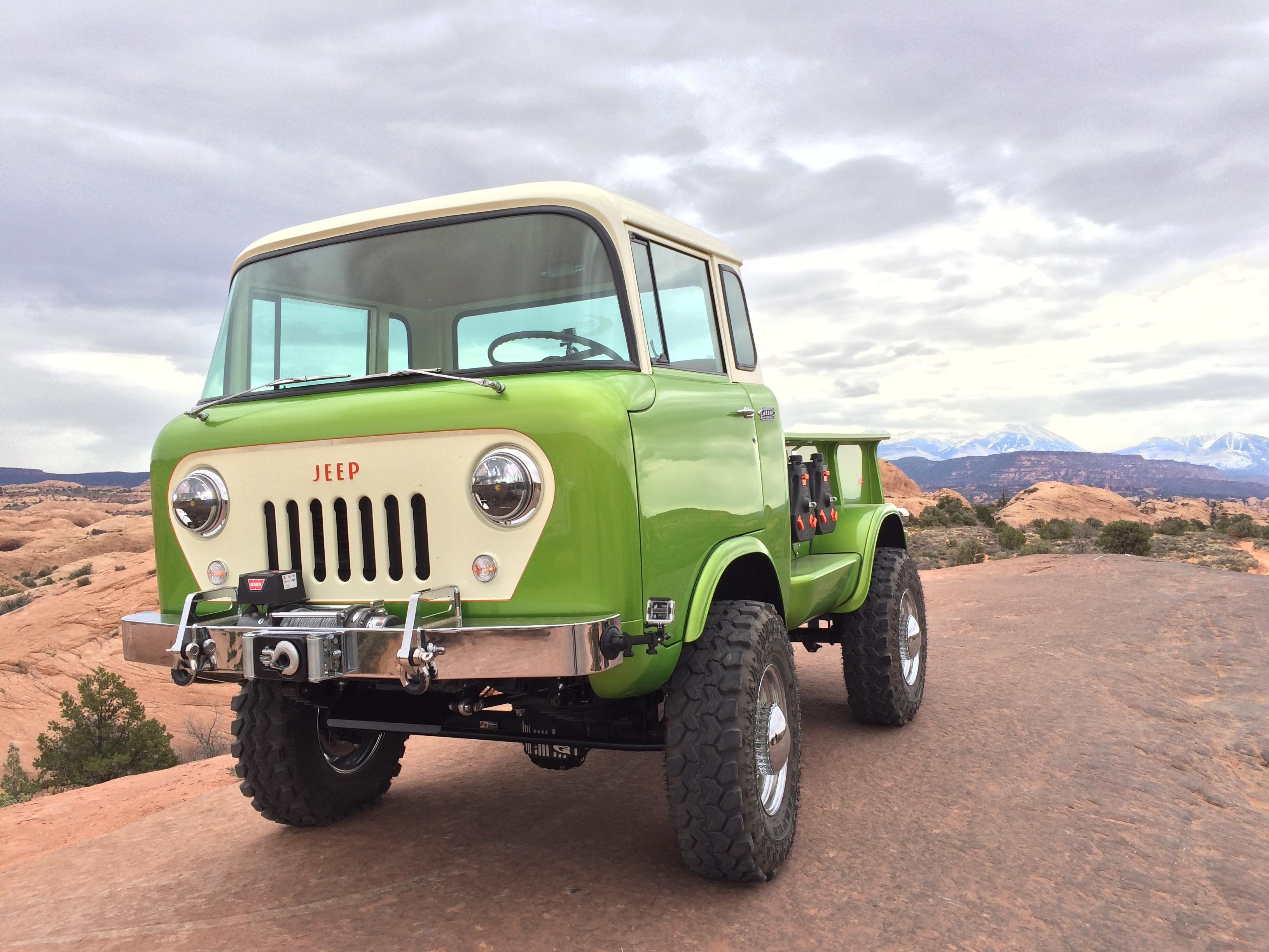 1958 Jeep FC 170