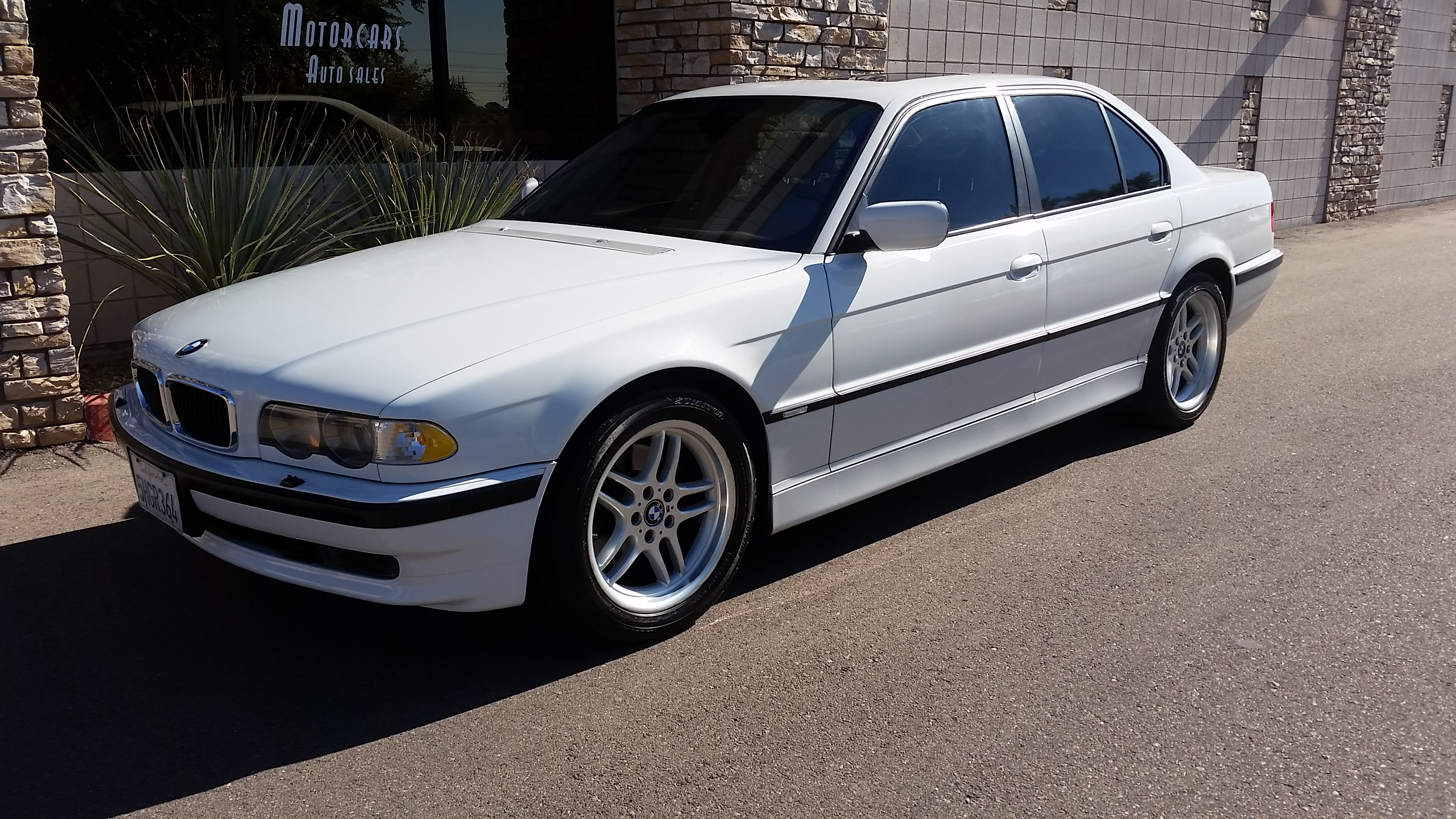 2001 Bmw 740i M Package