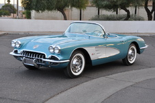 1959 Chevrolet Corvette 283/270