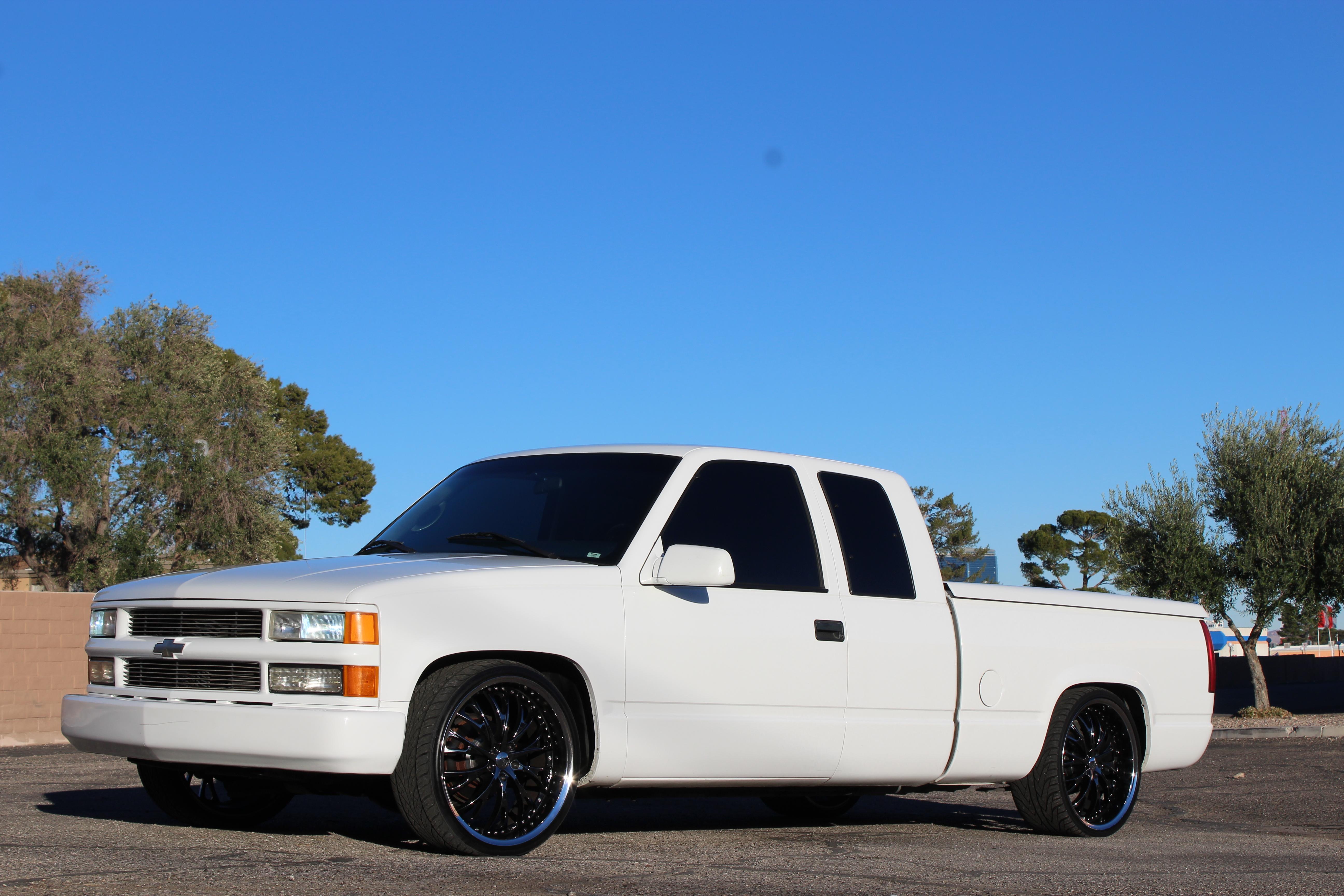 1997 Chevrolet Silverado C-10