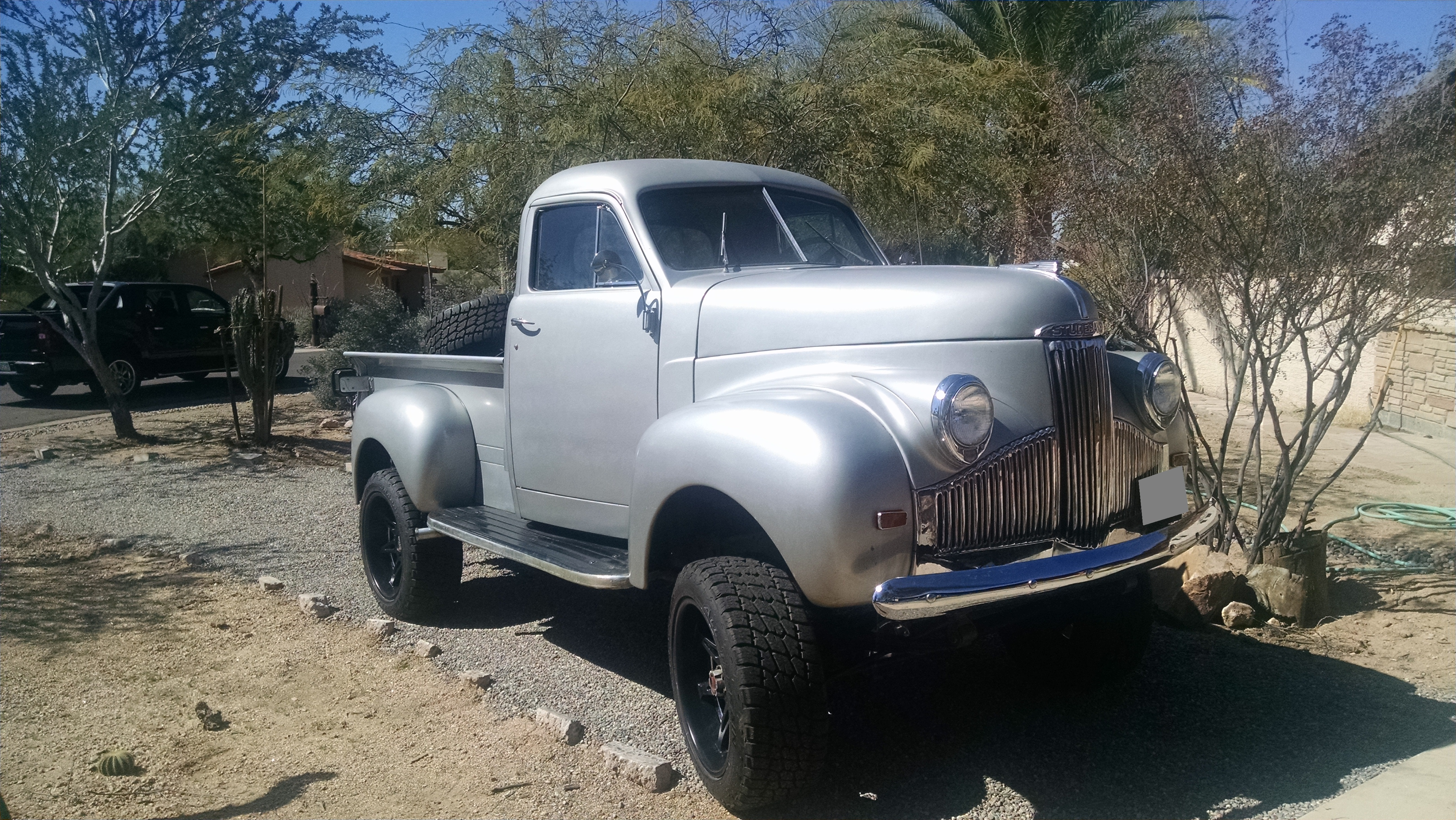 1947 Studebaker M5 Deluxe
