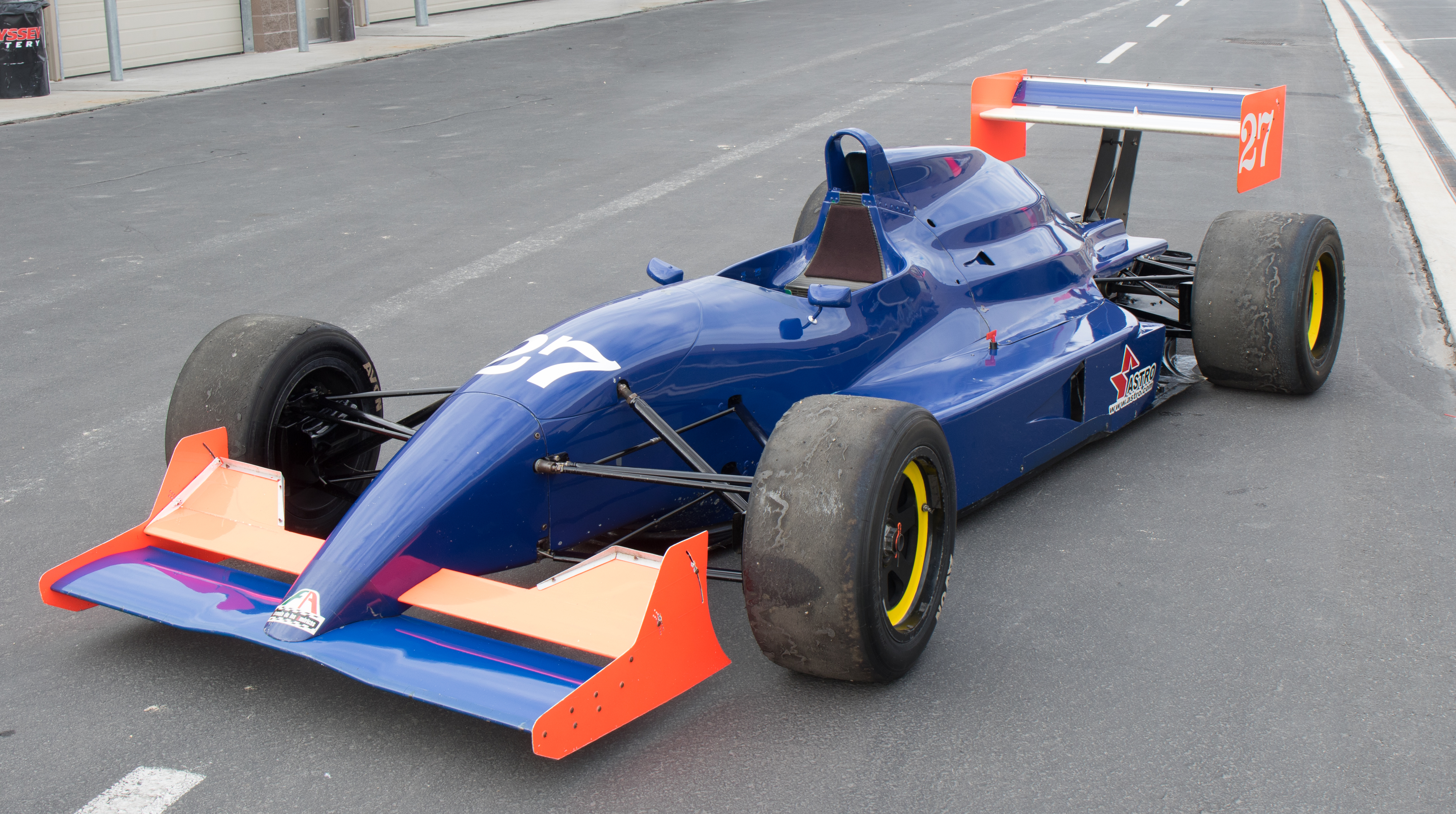 1993 Lola T9320