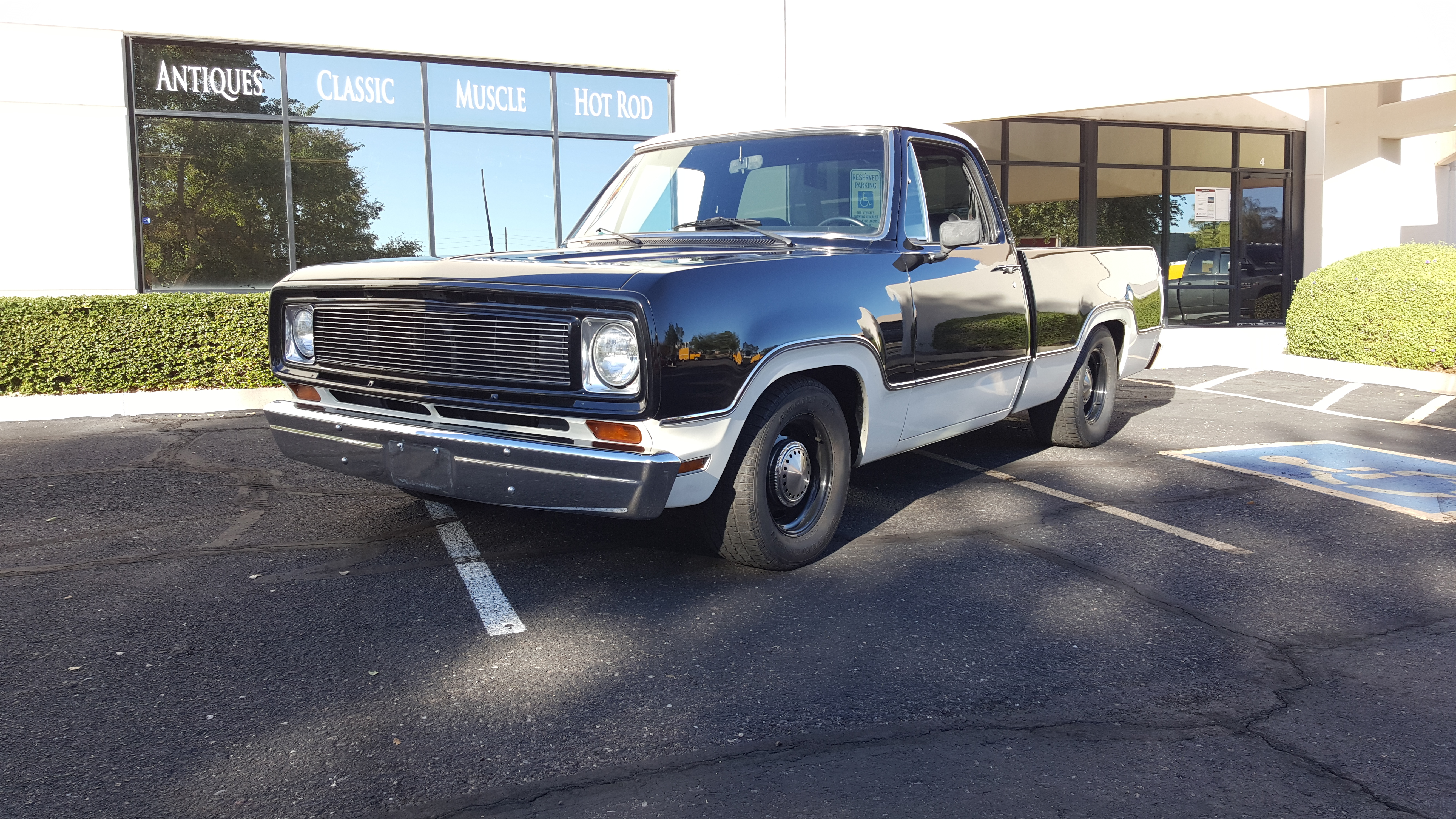 1973 Dodge Dakota