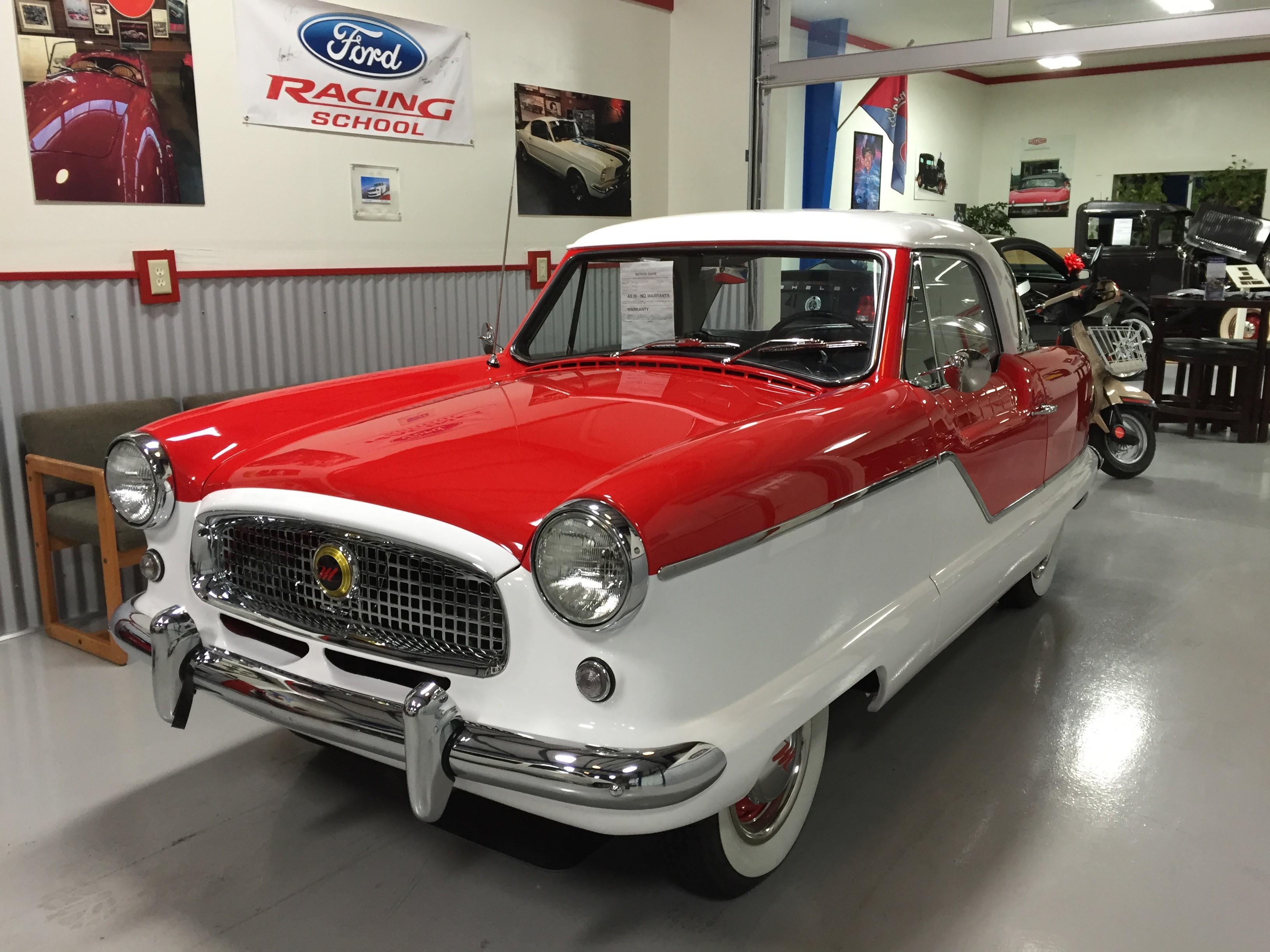 1960 Nash Metropolitan 562