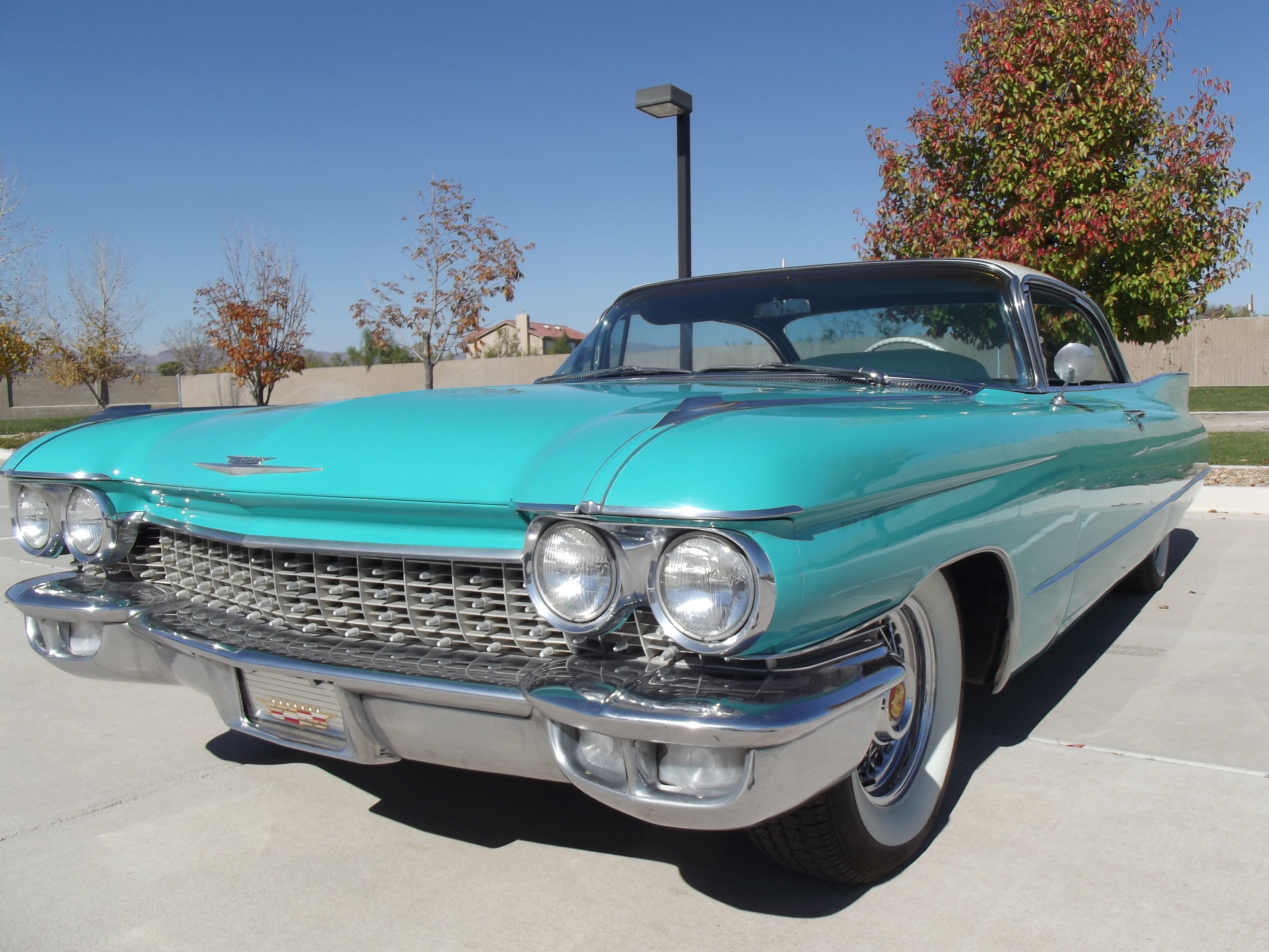 1960 Cadillac Coupe Series 62