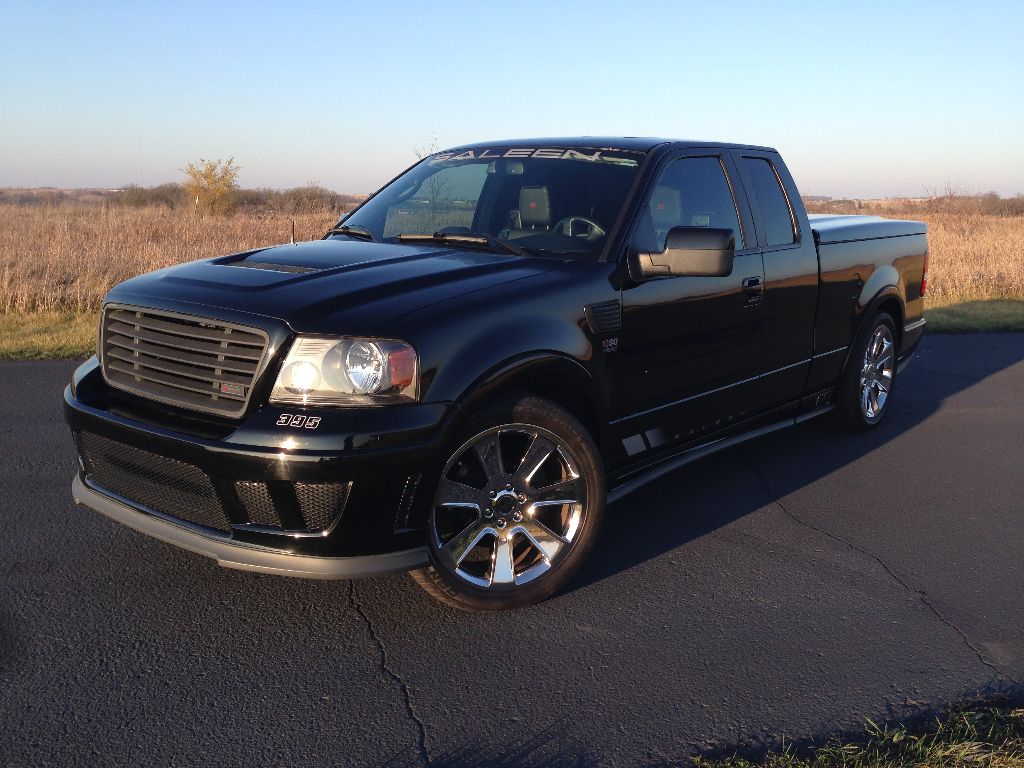 2007 Ford F150 Saleen Sport S331