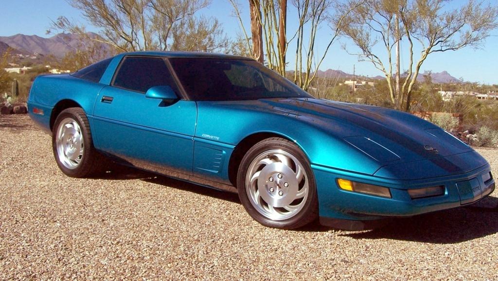 1996 Chevrolet Corvette Lt4