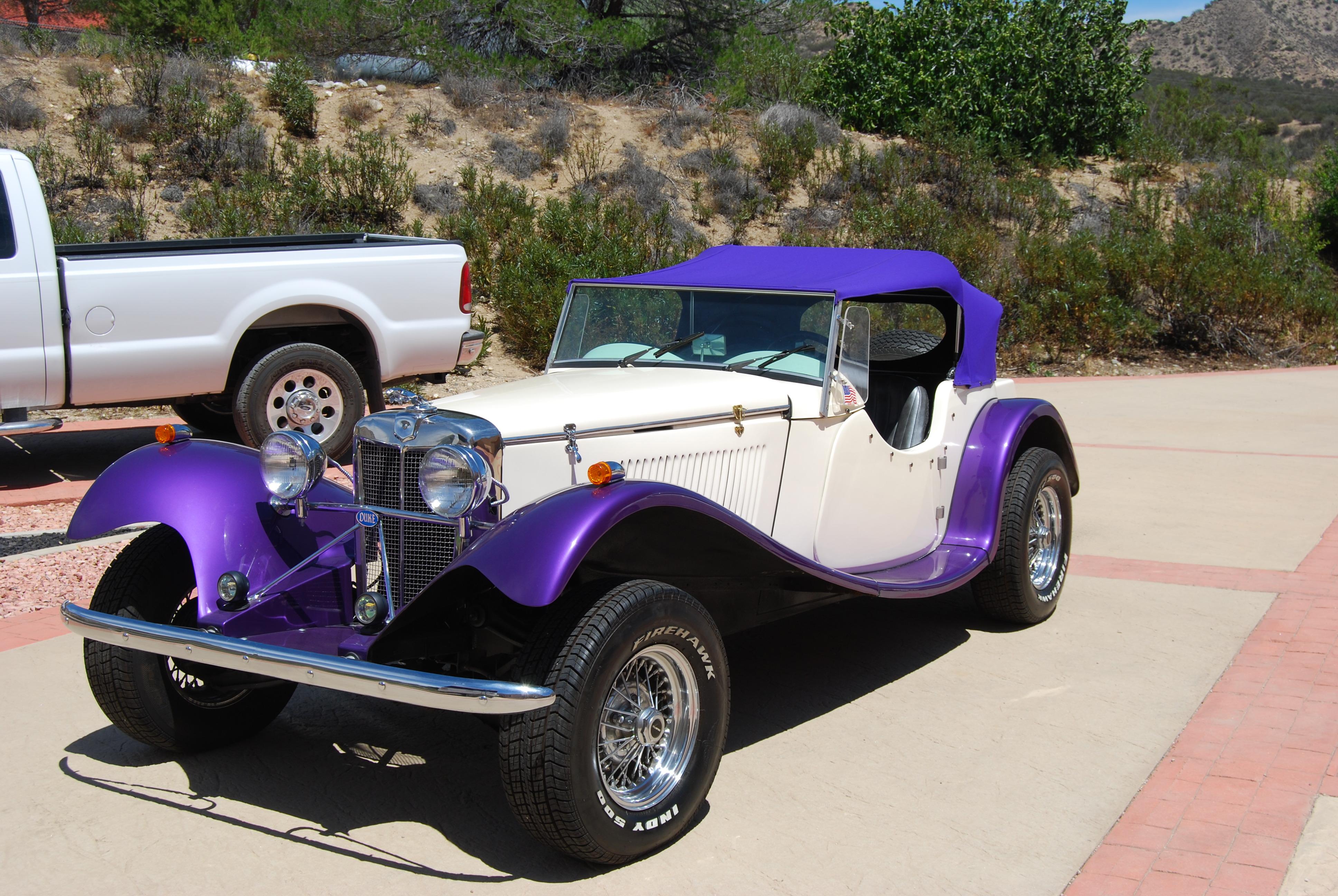 1939 Jaguar SPECI