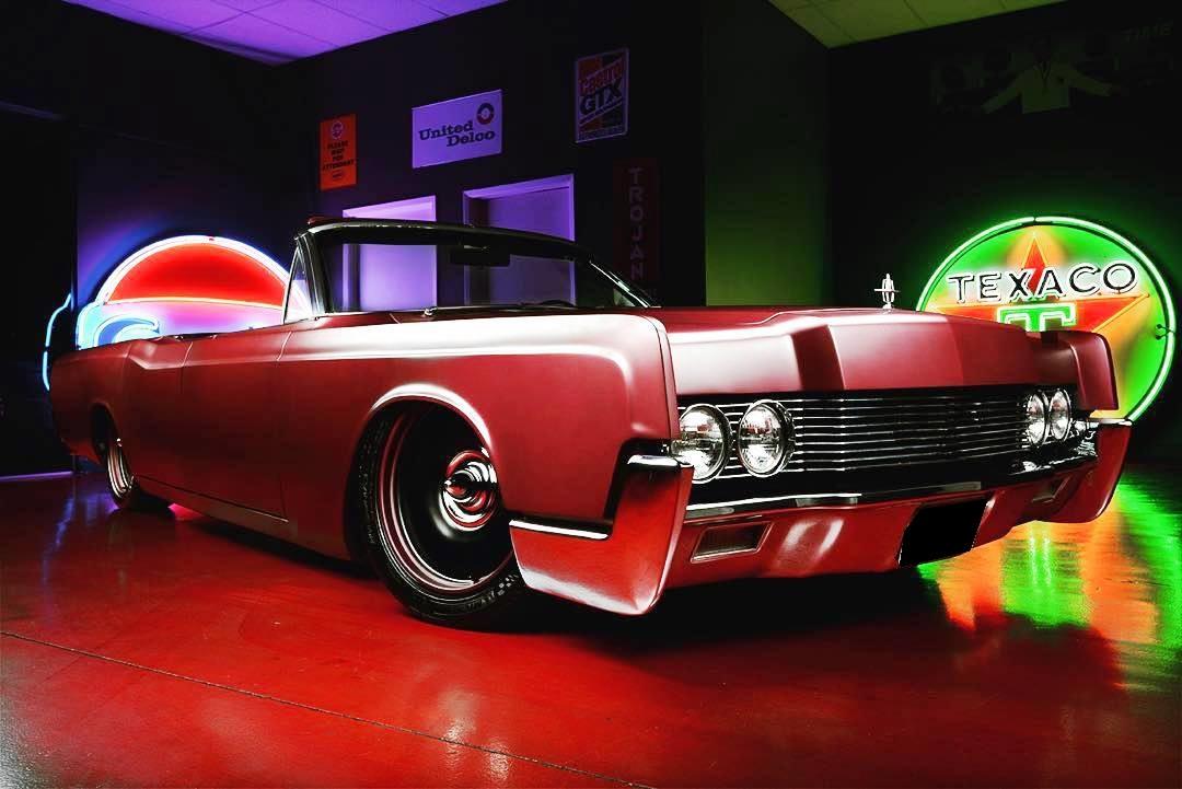 1966 Lincoln Continental Custom