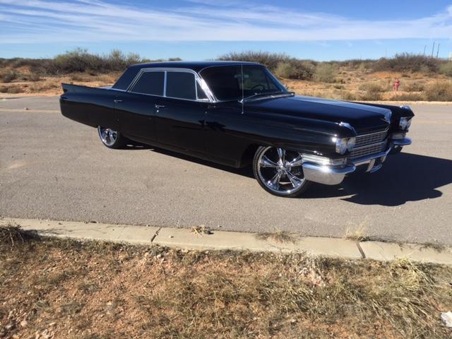 1963 Cadillac Deville Custom