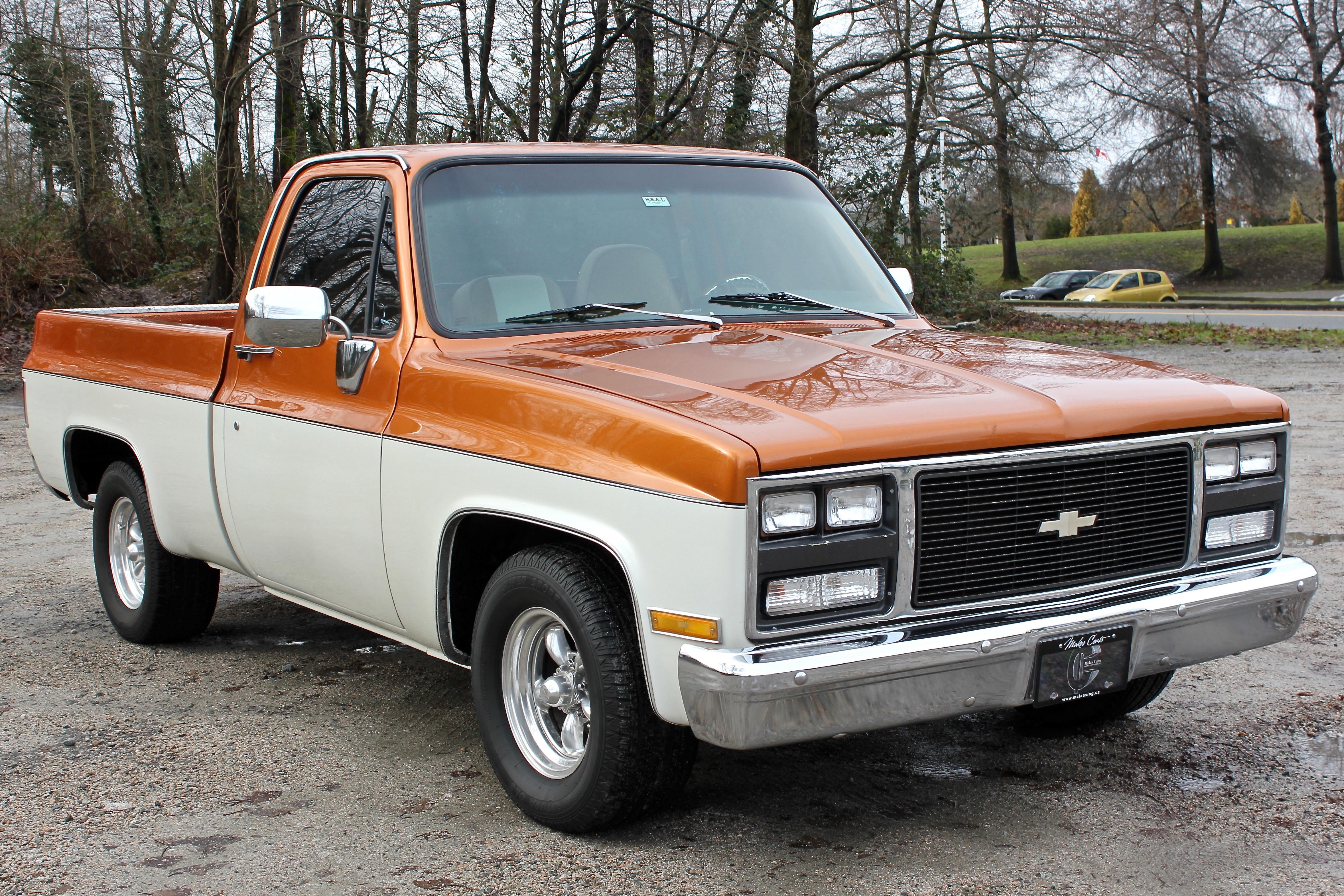 1981 Chevrolet C-10