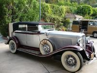 1932 Auburn V12 Phaeton