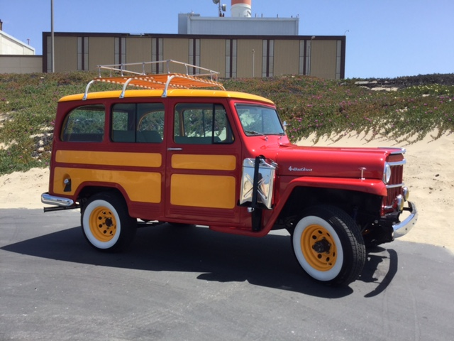 1962 Willys Wagon