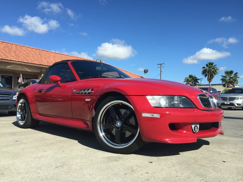 2000 BMW Z3 M