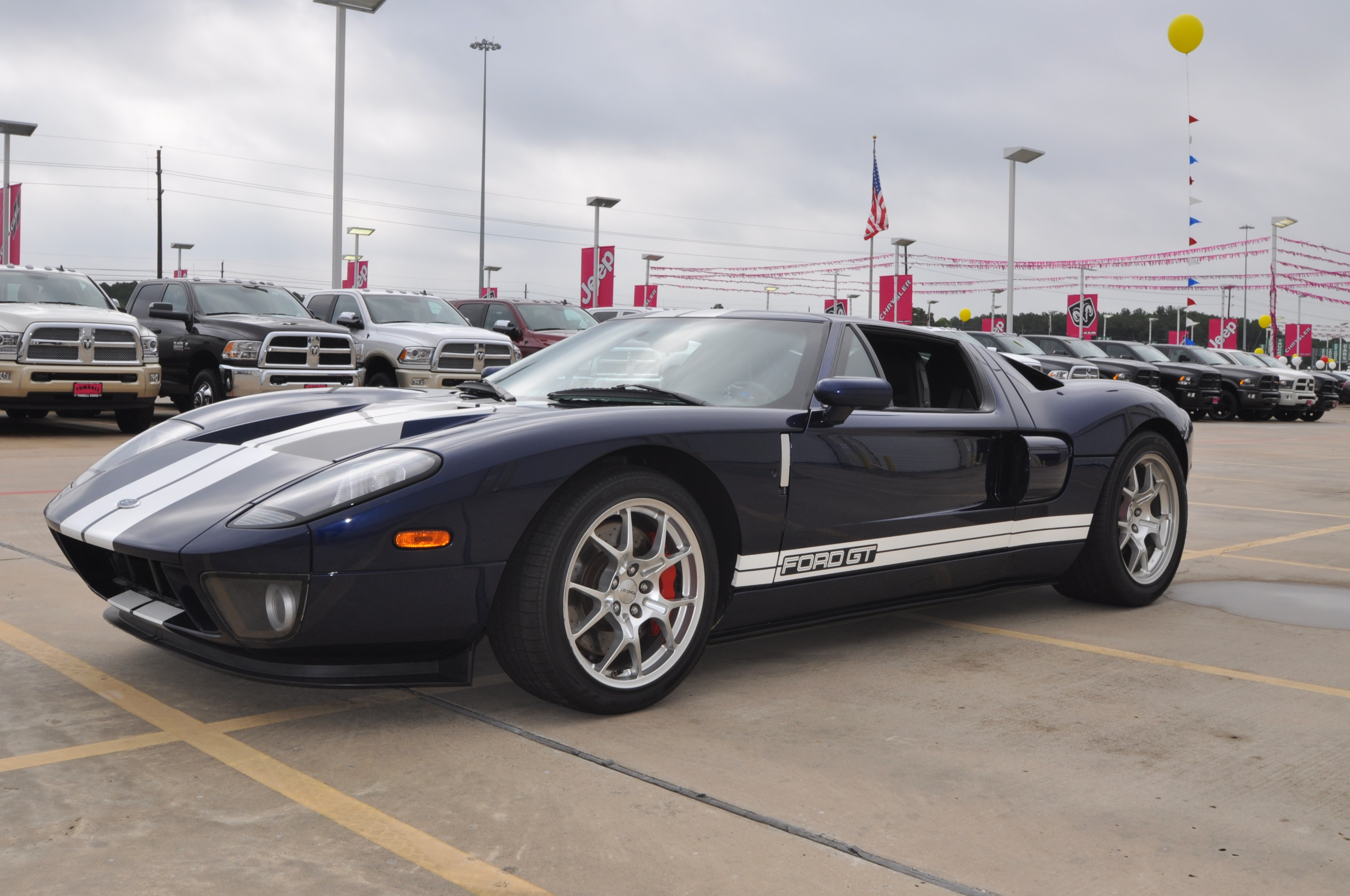 2004 Ford GT Prototype PB2-1