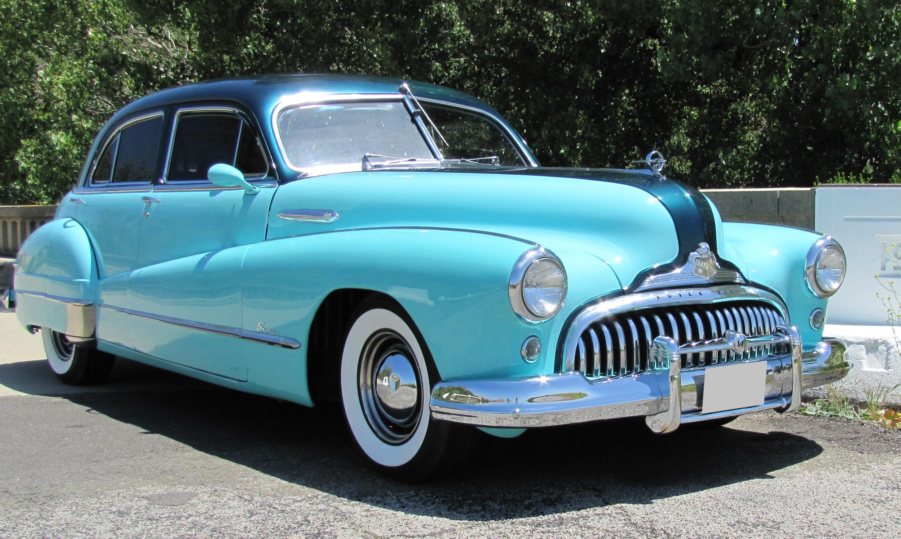 1948 Buick Super Model 51