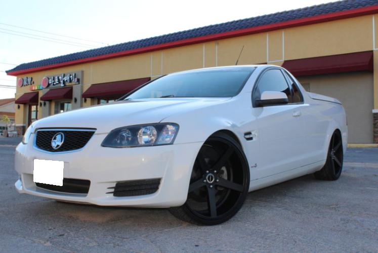 2011 Holden UTE Custom